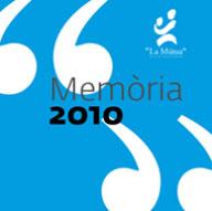 MÚTUA DE GRANOLLERS Memòria2010