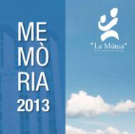 MÚTUA DE GRANOLLERS Memòria2013