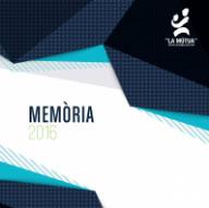MÚTUA DE GRANOLLERS Memòria2016