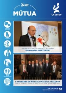 Portada Revista La Mutua Desembre 2015