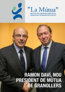 MÚTUA DE GRANOLLERS Revista_DESEMBRE_2012