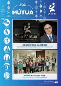 portada revista Mútua desembre 2016
