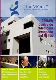 MÚTUA DE GRANOLLERS revista-desembre-2009