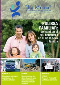 MÚTUA DE GRANOLLERS revista-gener-2008