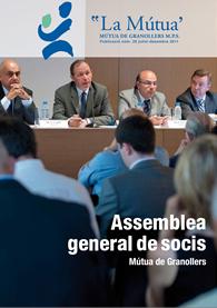 MÚTUA DE GRANOLLERS revista-juliol-2011